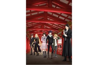 """Noragami Aragoto"" Broadcast Begins in October; Ryotaro Okiayu Joins Cast as Ebisu"