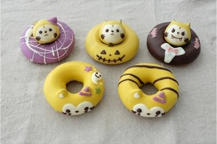 Rascal Donuts in Halloween Styles; Part 2 of Limited-Time Collaboration with Floresta