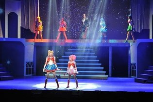 'Sailor Moon' Musical Rocks Shanghai! First Overseas Performance is a Smashing Success!