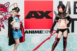 Anime Expo 2015 Photo Report: Amazing Cosplay!