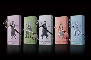 Stylish Glasses that Represent SAO Characters!!