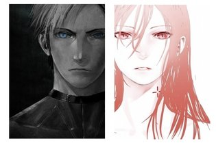 New 'Genocidal Organ' and 'Harmony' Key Visuals Drawn Specially by Redjuice Revealed