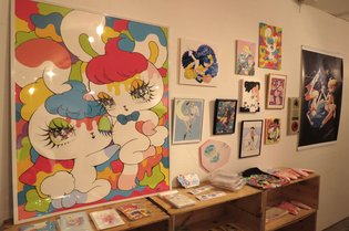"Poppy, Colorful, and Slightly Nostalgic... Interview with Creator Memo at ""Mune Kyun Exhibit 2.5"""
