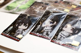 *Knights of Sidonia* Anime Goods Sold at Tokyo's Tokyo Now Available on TOM!