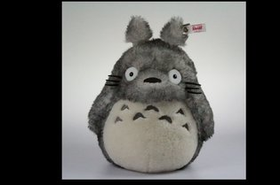 *My Neighbor Totoro* Becomes Plushie Limited to 1,500 by Notable Teddy Bear Maker Steiff