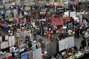 Movies and TV Dramas Sweep Over San Diego Comic-Con 2013, Godzilla and Superman Also Big Hits