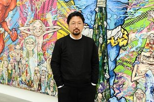 TV Anime '6HP' by Takashi Murakami to Broadcast in 2016, Announcement in Newest Issue of 'Bijutsu Techo'