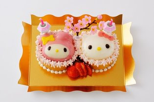 Lovers of Hello-Kitty and All Things 'Kawaii' Assemble! Hello Kitty-themed Cakes will be Released for Hina Matsuri in March!