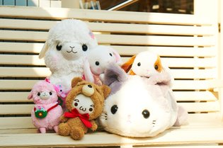 Super Cute! New Products from Alpacasso Creators Amuse!