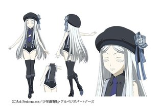 'Arpeggio of Blue Steel' Movie Part 2 Slated for Oct. 3 Release, Shozo Chihaya and Musashi Revealed, But Who Are They?