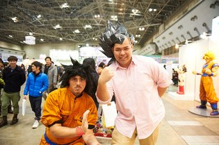 Anime Japan 2014 - The World's Largest Scale Anime Event is Held for the First Time!