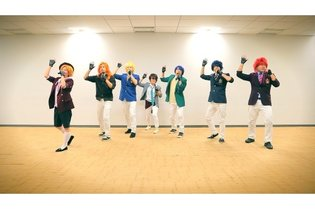 "SoftBank Employees Cosplay as ST☆RISH and Dance to ""Maji Love Revolutions"""