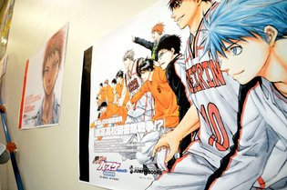 """The Basketball which Kuroko Plays"" Animate Fair Held as Fans Await the Second Season!"