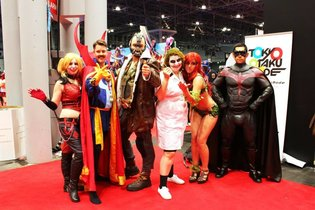 NYCC Closes as a Huge Success!
