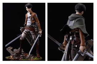 Captain Levi (Cleaner Ver.) Animate Limited Edition to Be Released