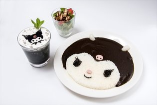 Popular My Melody Cafe in Shibuya Parco Takes on Kuromi!