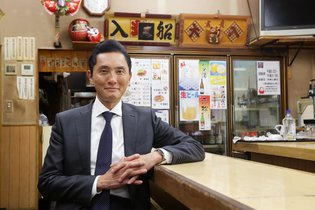 "Drama ""Kodoku no Gourmet Season 5"" Broadcast Announcement - The ""Midnight Snack Tease"" Continues on Friday Nights!"