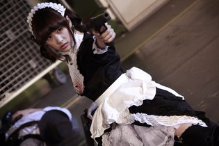 Interview with Actress Mizuki Yamamoto on the Movie Black Butler