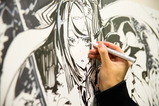 Interview: Manga Artist Shirow Miwa