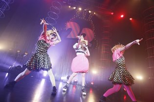 Kyary Pamyu Pamyu Performs Her New Single at Her 22nd Birthday Event!