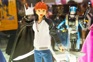 Brand New Collections Revealed at Figure Festival WonFes