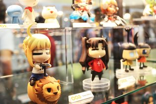 500 Nendoroid Exhibition at AX 2015!