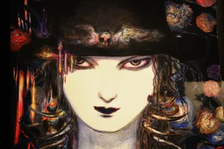 Yoshitaka Amano × HYDE Exhibition - A Miraculous Collaboration Between a Legendary Illustrator and a Popular Artist!