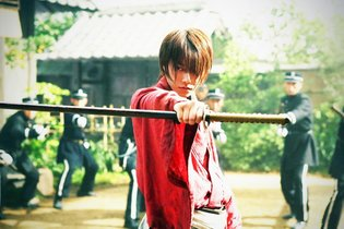 *Rurouni Kenshin* Trailer & Theme Song Release