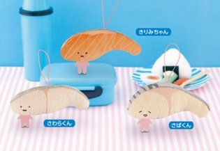 KIRIMIchan Becomes Prize Toys to Release in Game Centers Around Japan in Late August