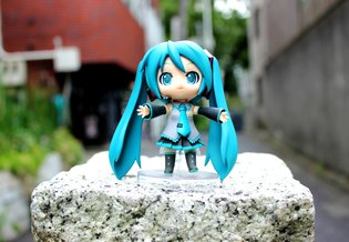 [Buyer's Blog] Crazy D's Recommendation: Let's Hang Out with Miku!