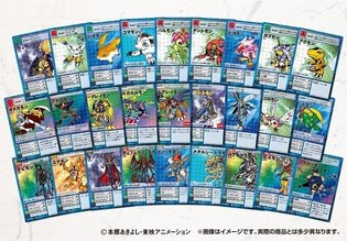 *Digimon* Card Game Reissue Set Announced, Includes Selection of 162 Best Cards from the Series