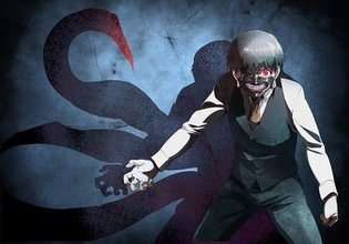 Character Visuals Revealed for Anime Adaptation of *Tokyo Ghoul*