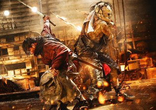 """Rurouni Kenshin: The Legend Ends"" Opens"