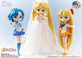 Cute & Elegant! From Collaboration Series Between Fashion Doll Brand Pullip × *Sailor Moon* Comes Princess Serenity!