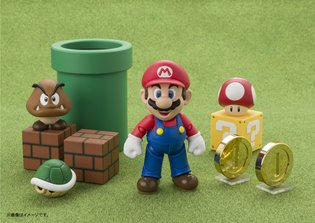 Yahoo! Full Mario Action Figure to Release Worldwide for the First Time!