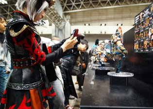 Garage Kit Festival Ends in Success Despite Record Snow