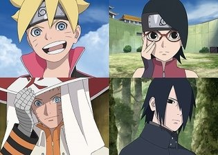 'BORUTO: Naruto the Movie'! Stars Naruto's Son Boruto and Sasuke's Daughter Sarada!