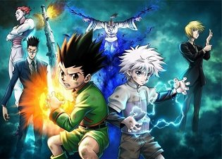 "Limited Hand Towel of the ""Ten Hunter Commandments"" to Be Given to First 500,000 Moviegoers to see Hunter x Hunter: The Last Mission"