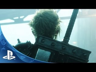 "[E3 2015] Complete Remake of ""Final Fantasy VII"" Finally Announced; Game Coming First to PS4"