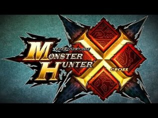 New Game Titled *Monster Hunter X* Announced for the Nintendo 3DS