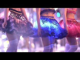 Awesome Akihabara-Style Idol Group's New Single Features Skirts that Light Up the Highly Coveted Absolute Territory!