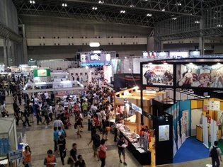 Chara Hobby 2014 Was a Huge Success This Year as Well - 67,800 in Attendance, KanColle Booth Was Popular