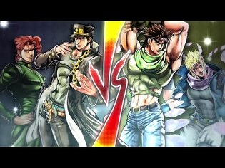 'JoJo's Bizarre Adventure: Eyes of Heaven' First PV Releases, Shows Jotaro Kujo, Joseph Joestar & Stroheim on a Tag Team Rampage