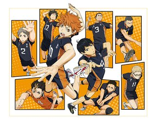 Volleyball Anime Haikyū!! to Broadcast in April on 28 Networks Including MBS and TBS