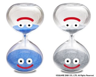 "Convenient ""Dragon Quest"" Slime Hourglasses to Release!"