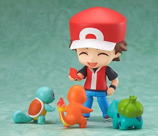 Legendary Pokémon Trainer Red Becomes an Unbelievable Nendoroid!