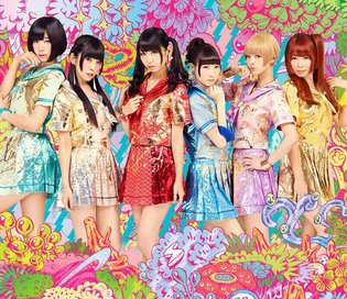 Jacket Photos & Visuals for New Dempagumi.inc Album 'WWDD' Release, Manga Artist Natsuko Taniguchi Supplies Jacket Artwork