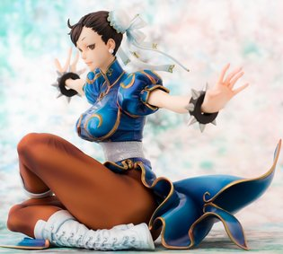 "The Lovely Long-Legged Beauty Is Back!! ""Fighters Legendary Chun-Li"" to Go on Sale"