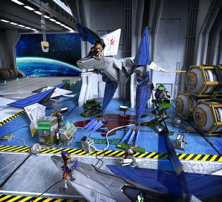 Starfox Zero Trailer at E3 2015