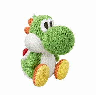 This Knit Plushie of Yoshi is Super Cute <3
